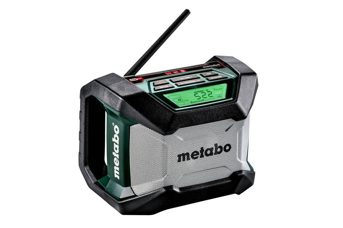 Радио Metabo R 12-18  BT Bluetooth