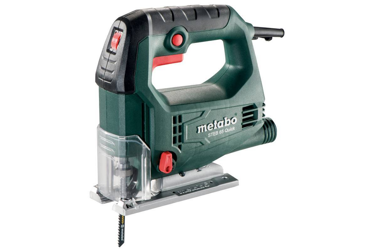 Лобзик Metabo STEB 65 QUICK (картон)