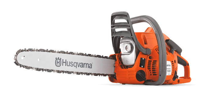 Бензопила Husqvarna 120 Mark II, 35 см. + цепь