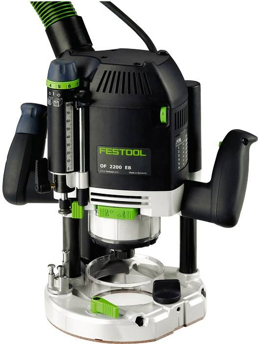 Фрезер Festool OF 2200 EB-Plus