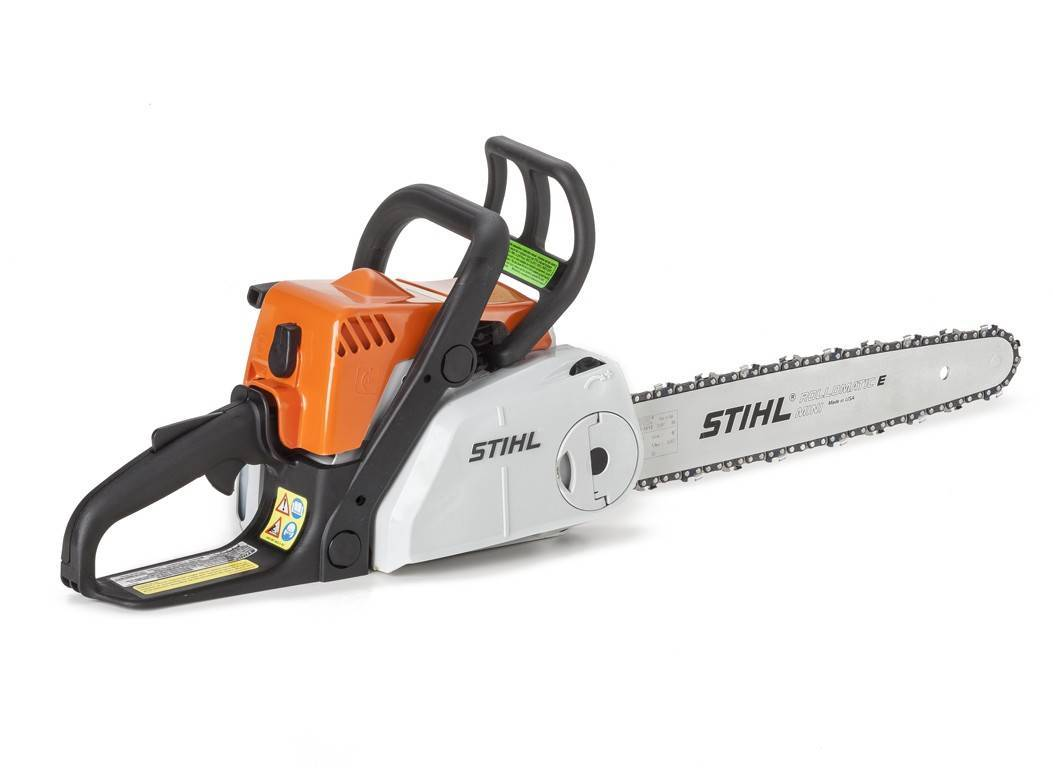Бензопила STIHL MS 180 new (35 см.)